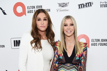Caitlyn Jenner 28th Annual Elton John AIDS Foundation Academy Awards Viewing Party Sponsored By IMDb, Neuro Drinks And Walmart - Red Carpet