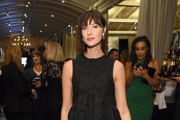 Caitriona Balfe ELLE's 25th Annual Women In Hollywood Celebration Presented By L'Oreal Paris, Hearts On Fire And CALVIN KLEIN - Moët & Chandon