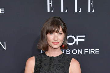 Caitriona Balfe ELLE's 25th Annual Women In Hollywood Celebration Presented By L'Oreal Paris, Hearts On Fire And CALVIN KLEIN - Red Carpet