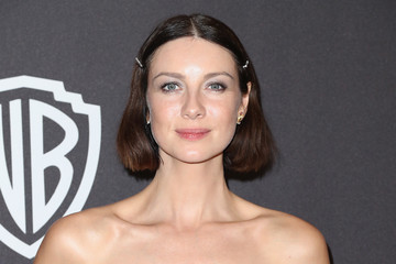 Caitriona Balfe InStyle And Warner Bros. Golden Globes After Party 2019 - Arrivals