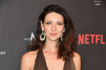 Caitriona Balfe 2017 Weinstein Company and Netflix Golden Globes After Party - Arrivals