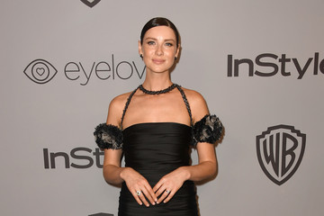 Caitriona Balfe Warner Bros. Pictures And InStyle Host 19th Annual Post-Golden Globes Party - Arrivals