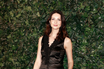 Caitriona Balfe Charles Finch & Chanel Pre BAFTA Party - Arrivals
