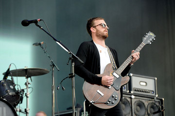 Caleb Followill Radio 1's Big Weekend - Day 3