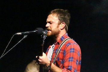Caleb Followill American Eagle Outfitters Celebrates The Budweiser Made In America Music Festival - Philadelphia, PA - Day 2