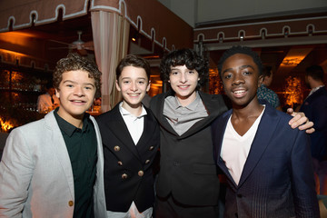 Caleb McLaughlin 2017 Entertainment Weekly Pre-Emmy Party - Inside