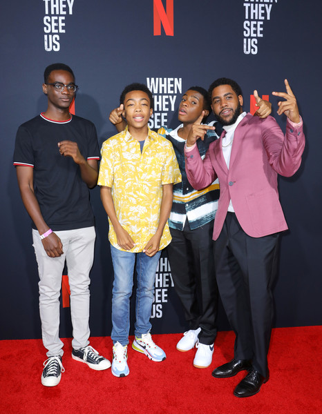 FYC Event For Netflix's 'When They See Us' - Arrivals