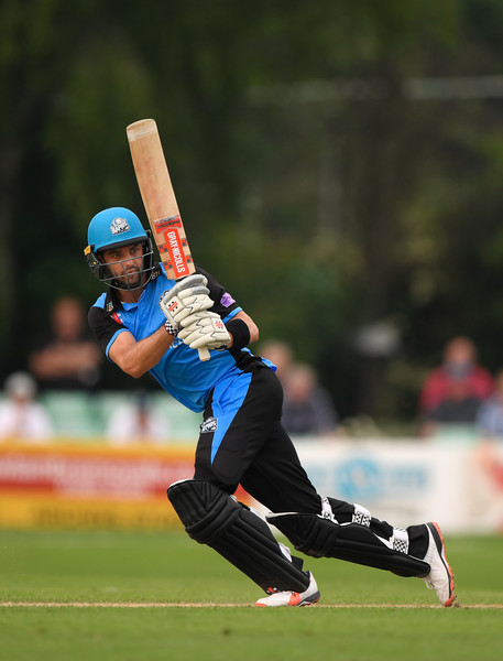 Worcestershire Vs. Leicestershire - Royal London One-Day Cup