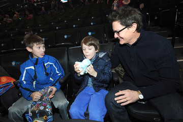 Callum MacLachlan Kyle MacLachlan Attends Ringling Bros And Barnum And Bailey Presents Legends At The Barclays Center