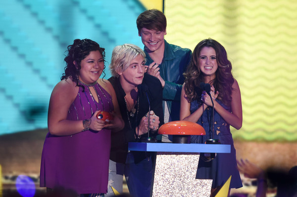 Calum Worthy - Nickelodeon's 28th Annual Kids' Choice Awards - Show