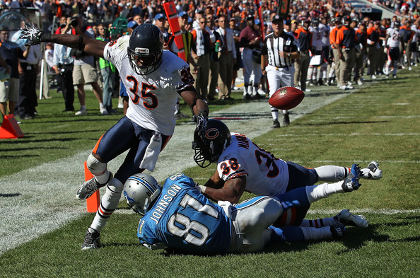 Chicago bears detroit lions game online
