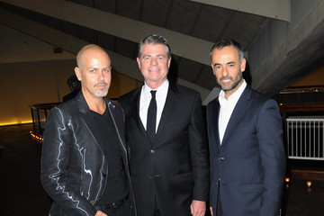 Francisco Costa Italo Zucchelli Calvin Klein Collection Hosts Dinner to Celebrate The New Home of London's Design Museum