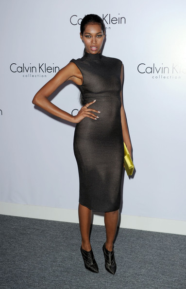Jessica+White in Calvin Klein Collection & LAND's 1st Annual Celebration For ALAC