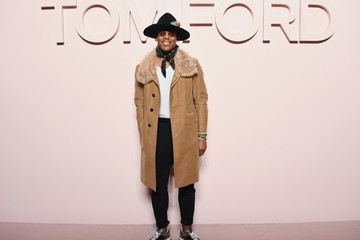 Cam Newton Tom Ford FW 2019 - Arrivals - New York Fashion Week: The Shows
