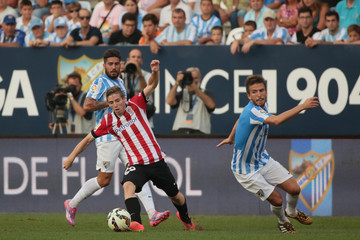 Camacho Malaga CF V Athletic Club de Bilbao