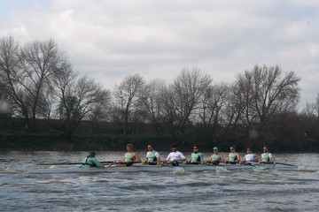 Mike Thorp Cambridge Boat Club fixture - University Boat Race Previews