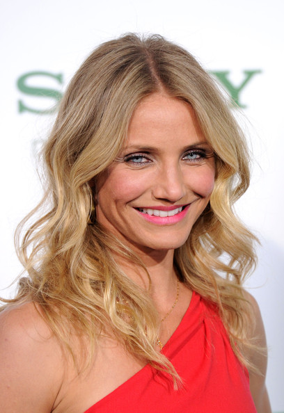 cameron diaz hair gel. cameron diaz hair 2011.
