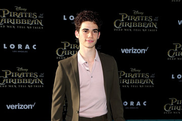 "Cameron Boyce Premiere of Disney's ""Pirates of the Caribbean: Dead Men Tell No Tales"" - Arrivals"