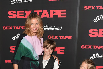 Cameron Diaz 'Sex Tape' Screening in NYC