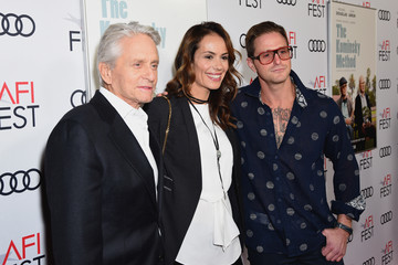 Cameron Douglas AFI FEST 2018 Presented By Audi - Gala Screening Of 'The Kominsky Method' - Red Carpet