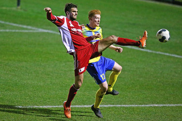 Cameron Draper FFA Cup - Hume City FC v Brisbane Strikers FC