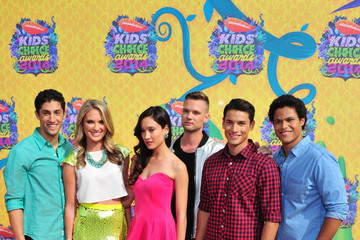 Cameron Jebo Nickelodeon's 27th Annual Kids' Choice Awards - Arrivals