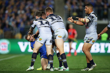 Cameron King NRL Semi Final - Eels v Cowboys