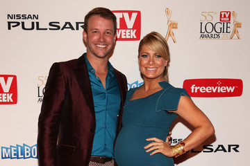Cameron McGlinchey 2013 Logie Awards - Arrivals