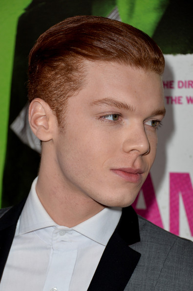 Cameron Monaghan Pictures Vampire Academy Premieres In