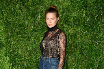 Cameron Russell 12th Annual CFDA/Vogue Fashion Fund Awards - Arrivals