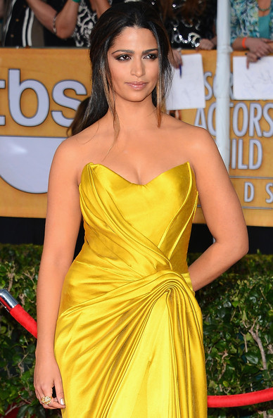 Camila Alves - 20th Annual Screen Actors Guild Awards - Arrivals