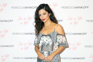 Camila Alves Rebecca Minkoff's 'See Now, Buy Now' Fashion Show in LA