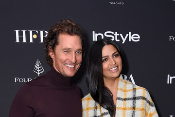 Camila Alves The Hollywood Foreign Press Association And InStyle Party At 2018 Toronto International Film Festival - Arrivals