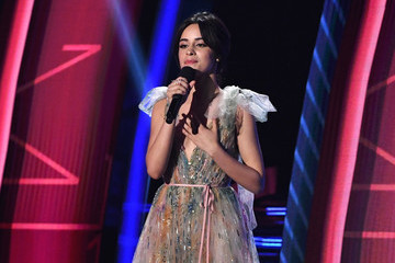 Camila Cabello The 18th Annual Latin Grammy Awards - Show