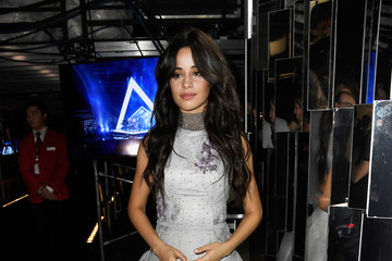 Camila Cabello The 59th GRAMMY Awards -  Backstage