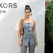 Camila Coelho SP22 Michael Kors Collection Runway Show - Front Row & Backstage