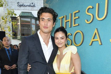 "Camila Mendes Charles Melton World Premiere Of Warner Bros ""The Sun Is Also A Star"" - Red Carpet"