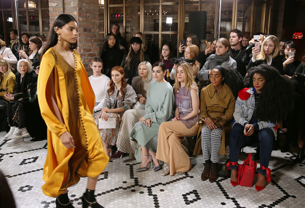 Adeam - Front Row - February 2018 - New York Fashion Week