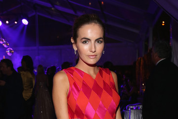 Camilla Belle Arrivals at the Elton John AIDS Foundation Oscars Viewing Party — Part 2