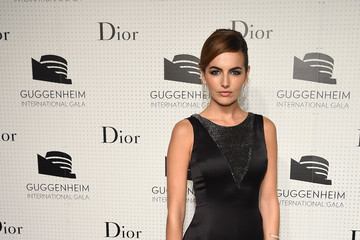 Camilla Belle Guggenheim International Gala Dinner Made Possible By Dior