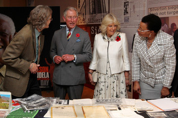 Verne Harris Camilla, Duchess of Cornwall and Prince Charles visit South Africa - Day 2