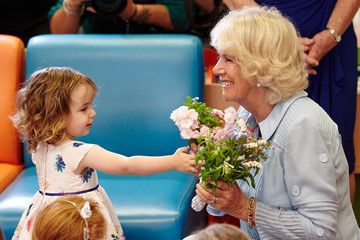 Camilla Parker Bowles The Prince of Wales & Duchess of Cornwall Visit Australia - Day 6