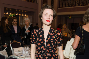Camilla Rutherford Mencap Charity Lunch In London