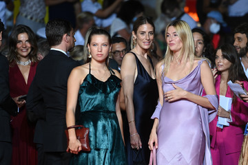 """Camille Charriere """"Bac Nord"""" Red Carpet - The 74th Annual Cannes Film Festival"""