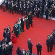 """Camille Cottin """"Stillwater"""" Red Carpet - The 74th Annual Cannes Film Festival"""