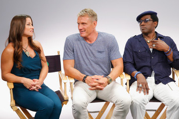 Camille Ford 'The Expendables 3' Event at Comic-Con