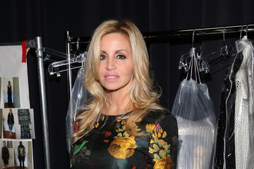 Camille Grammer Malan Breton - Backstage - February 2017 - New York Fashion Week
