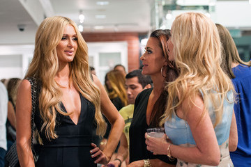 Camille Grammer Kyle Richards Nicky Hilton's '365 Style?' Book Party