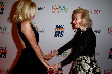 Camille Grammer 24th Annual Race To Erase MS Gala - Red Carpet