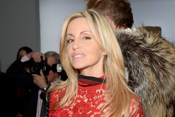 Camille Grammer Nicole Miller - Front Row - February 2018 - New York Fashion Week: The Shows